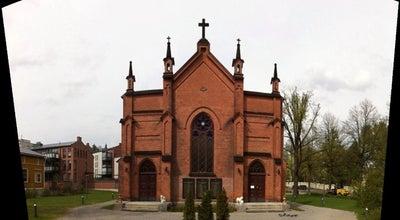 Photo of Church Finlaysonin kirkko at Puuvillatehtaankatu 2, Tampere 33210, Finland