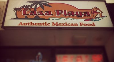 Photo of Mexican Restaurant Casa Playa at 1903 1/2 S Catalina Ave, Redondo Beach, CA 90277, United States