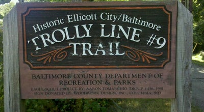 Photo of Trail Trolley Trail at Trailhead At Edmonson Ave & Stonewall Rd, United States