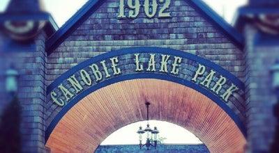 Photo of Theme Park Canobie Lake Park at 85 N Policy St, Salem, NH 03079, United States