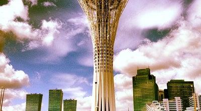 Photo of Monument / Landmark Бәйтерек / Байтерек / Bayterek at Левобережье, 1, Астана, Kazakhstan