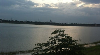 Photo of Lake อ่างเก็บน้ำ at Thailand