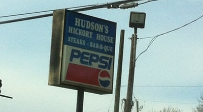 Photo of BBQ Joint Hudson's Hickory House at 6874 Broad St, Douglasville, GA 30134, United States