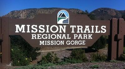 Photo of Trail Mission Gorge at 1 Father Junipero Serra Trl, San Diego, CA 92119, United States