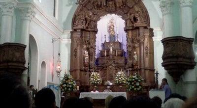 Photo of Church Igreja do Pillar at Praça Bernadinho De Lima, Nova Lima 34000-000, Brazil
