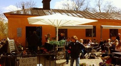 Photo of Cafe Café Himlavalvet at Observatorielunden, Stockholm, Sweden