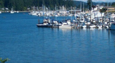 Photo of Harbor / Marina Gig Harbor Waterfront at Gig Harbor, WA 98335, United States