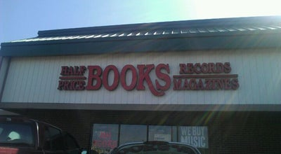Photo of Bookstore Half Price Books at 844 Us Highway 31 N, Greenwood, IN 46142, United States