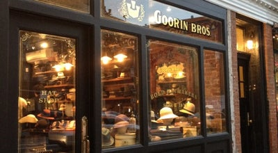Photo of Accessories Store Goorin Bros. at 337 Bleecker St, New York, NY 10014, United States