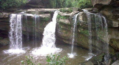 Photo of Trail Cascade Park - West Waterfall at Lake Ave, Elyria, OH 44035, United States