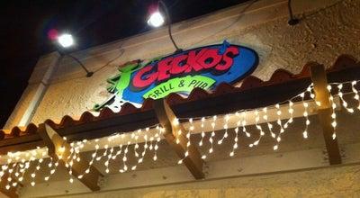 Photo of American Restaurant Gecko's at 1900 Hillview St, Sarasota, FL 34239, United States