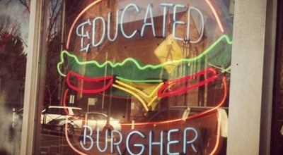 Photo of Burger Joint Educated Burgher at 51 Broadway, New Haven, CT 06511, United States