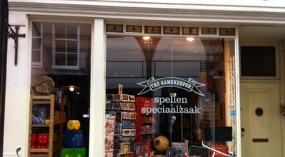 Photo of Toy / Game Store The Gamekeeper at Hartenstraat 14, Amsterdam 1016 CB, Netherlands