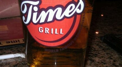 Photo of Burger Joint Times Grill at 1896 N Causeway Blvd, Mandeville, LA 70471, United States