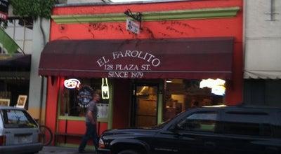 Photo of Mexican Restaurant El Farolito at 128 Plaza St, Healdsburg, CA 95448, United States