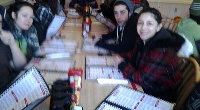 Photo of American Restaurant Happy Bear Diner at 40824 Big Bear Blvd, Big Bear Lake, CA 92315, United States