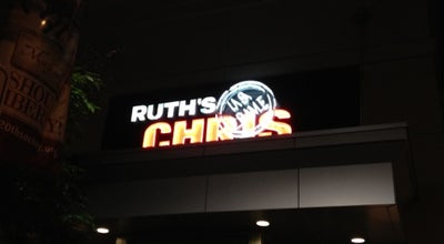 Photo of Steakhouse Ruth's Chris Steakhouse at 222 South Tryon, Charlotte, NC 28202, United States