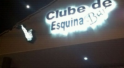 Photo of Rock Club Clube de Esquina Bar at Av. Mal. Deodoro, 1292, Cuiabá 78005-100, Brazil