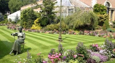 Photo of Botanical Garden Kruidtuin at Kapucijnenvoer 30, Leuven 3000, Belgium