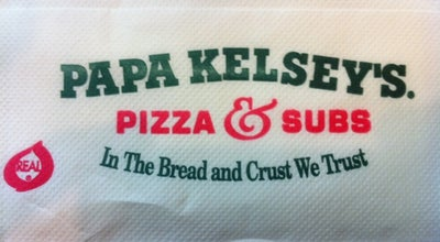 Photo of Sandwich Place Papa Kelsey's Pizza & Subs at 2285 E 17th St, Idaho Falls, ID 83404, United States