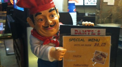 Photo of Pizza Place Dante's Pizza at 900 Commons Dr #312, Dothan, AL 36303, United States
