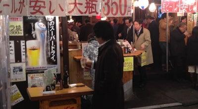 Photo of Sake Bar 立飲み カドクラ at 上野6-13-1, Taitō 110-0005, Japan