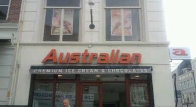 Photo of Ice Cream Shop Australian at Markt, 's-Hertogenbosch, Netherlands