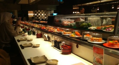 Photo of Sushi Restaurant Sushi Tei at Plaza Indonesia, Level 1 #102 A-c, Jakarta Pusat 10350, Indonesia