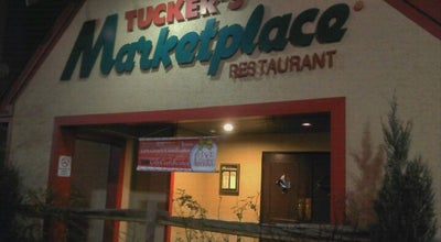 Photo of American Restaurant Tucker's Marketplace at 15 Carlson Ct., Etobicoke, ON, Canada