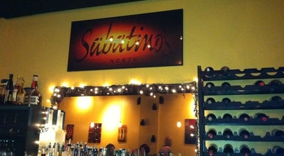 Photo of Italian Restaurant Sabatino's North at 1 E Broadway, Derry, NH 03038, United States