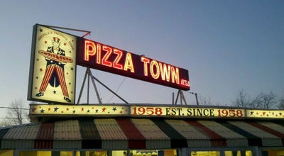Photo of Pizza Place Pizza Town USA at 89 Us Route 46, Elmwood Park, NJ 07407, United States
