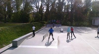 Photo of Skate Park Skatepark Keizerspark at Gent 9000, Belgium