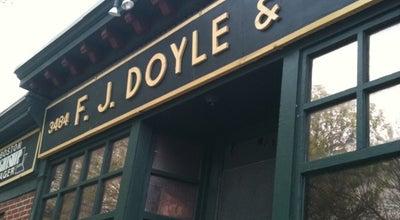Photo of Pub Doyle's Cafe at 3484 Washington St, Jamaica Plain, MA 02130, United States