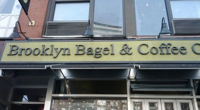 Photo of Bagel Shop Brooklyn Bagel & Coffee Company at 286 8th Ave, New York, NY 10001, United States