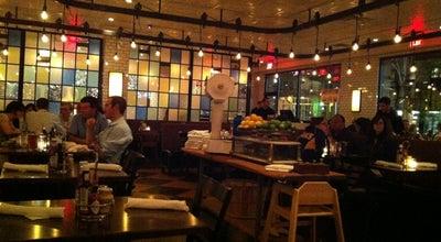 Photo of Burger Joint 5 Napkin Burger at 105 Huntington Ave, Boston, MA 02199, United States