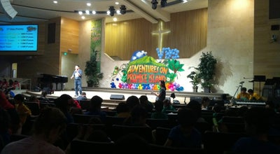 Photo of Church New Vision Church at 1201 Montague Expy, Milpitas, CA 95035, United States