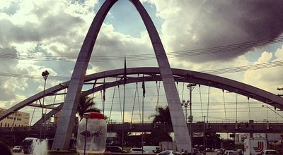 Photo of Monument / Landmark Arco de Osasco at Pça. Nelson Soares De Freitas, Osasco, Brazil
