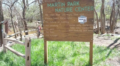 Photo of Trail Martin Park Nature Center at 5000 W Memorial Rd, Oklahoma City, OK 73142, United States