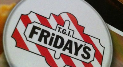 Photo of American Restaurant TGI Friday's at 1552 Broadway, New York, NY 10036, United States