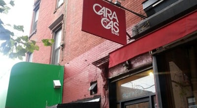 Photo of Arepa Restaurant Caracas Arepas Bar at 91 E 7th St, New York, NY 10009, United States