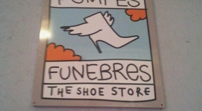 Photo of Shoe Store Pompes Funèbres at Schifflände 30, Zürich 8001, Switzerland