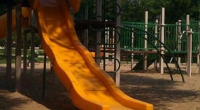 Photo of Park Trinity terrace park at Kane, IL, United States