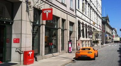 Photo of Automotive Shop Tesla Motors at Bredgade 35, København K 1260, Denmark