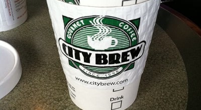 Photo of Coffee Shop City Brew at 710 Main St, Billings, MT 59105, United States