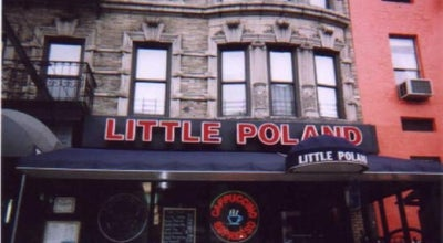 Photo of Polish Restaurant Little Poland at 200 2nd Ave, New York, NY 10003, United States