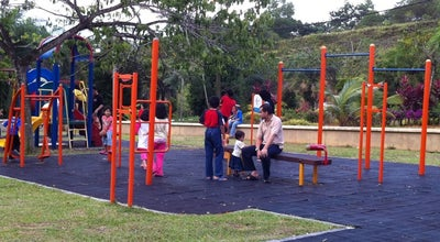 Photo of Playground Puteri Central Park, Bandar Tasik Puteri. at Persiaran Tan Sri Low Yow Chuan,, Rawang 48020, Malaysia