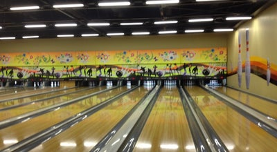 Photo of Bowling Alley Forum Bowling at Forum İstanbul, İstanbul 34045, Turkey
