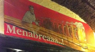 Photo of Italian Restaurant Ristorante Menabrea at Via Ramella Germanin 4, Biella 13900, Italy