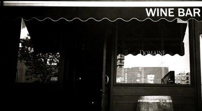 Photo of Wine Bar Domaine at 5004 Vernon St, Long Island City, NY 11101, United States