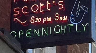 Photo of Jazz Club Ronnie Scott's Jazz Club at 47 Frith St, London W1D 4HT, United Kingdom